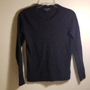 Extra Fine Merino Wool & Cashmere Sweater